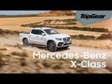 Meet Mercedes-Benz's new pickup truck, the X-Class