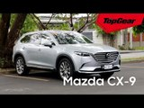 The Mazda CX-9 is luxurious, but still lives up to 'Jinba Ittai'