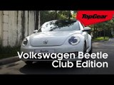 Get to know the modern Volkswagen Beetle