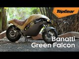 This Filipino-made electric motorcycle is a two-wheeled work of art