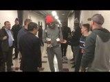 Tristan Branstrom meets Derrick Rose