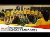 SPIN.ph Exclusive: FEU Lady Tamaraws