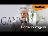 Feature: An interview with Horacio Pagani