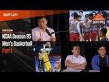 Spin.ph: NCAA Season 95 Men's Basketball Preview Part 1