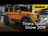 The Trans Sport Show is back for its 28th year