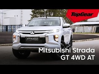 Feature: 2019 Mitsubishi Strada GT 4WD AT