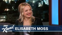 Elisabeth Moss on Oprah, Handmaid's Tale - Embarrassing Old Clip