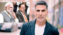 Akshay Kumar To Play PM Narendra Modi's NSA In His Next Film?