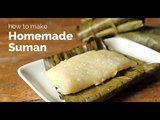 How to Make Homemade Suman | Yummy Ph