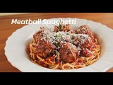 Meatball Spaghetti Recipe | Yummy Ph