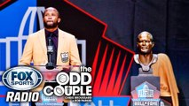 Chris Broussard - Rob Parker on Champ Bailey Speaking Out at the Pro Football Hall of Fame