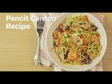 Pancit Canton Recipe