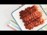 Pinoy-Style Pork Barbecue Recipe | Yummy Ph