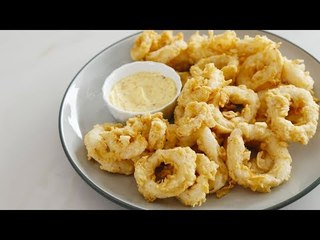 Calamares Recipe | Yummy Ph