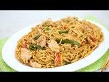 Easy Chicken Chow Mein Recipe | Yummy Ph