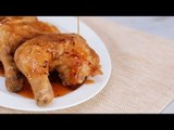 Fried Chicken With Sweet and Spicy Glaze Recipe | Yummy PH