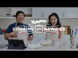 Cooking With Newbies | Yummy PH