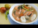 Sinigang Na Hipon Sa Sampaloc Recipe | Yummy Ph