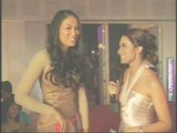 Isabelle Daza at the 2009 Preview Best Dressed Ball