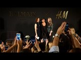 Olivier Roustieng Dishes on the H&M X Balmain Collaboration