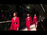 H&M X Balmain Fashion Show Final Walk
