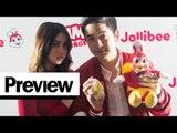 Preview Pose-Off with Julia Barretto and Joshua Garcia | Preview Challenge | PREVIEW