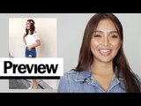 Kathryn Bernardo Reacts To Her Old Outfits | Outfit Reactions | PREVIEW