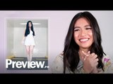 Gabbi Garcia Reacts to Her Old Outfit Photos | Outfit Reactions | PREVIEW