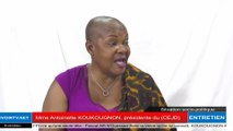 Crise au FPI: La Présidente des ''Verts'' formelle : ''Il n'y a qu'un seul FPI, celui dirigé par AFFI NGUESSAN''