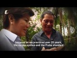Cheche Lazaro on Probe