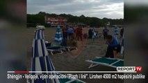 Report TV - Ishin zaptuar nga subjektet private/ Lirohen 4500 m2 plazh në Shëngjin dhe Velipojë