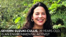 27 Years Before Greta Thunberg, This Teen Was Fighting For The Environment