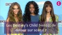 Les Destiny's Child bientôt de retour sur scène ?