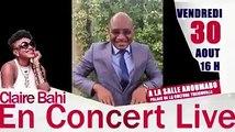 Gadji Celi sera t'il au concert de Claire Bahi