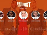 First Things First Audio Podcast -8.5.19-Cris Carter, Nick Wright, Jenna Wolfe - FIRST THINGS FIRST