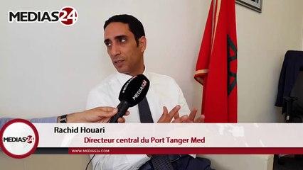 Entretien. Tanger Med raconté par son directeur central, Rachid Houari