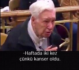 Hız Limitini Aşan Yaşlı Adamla Hakimin Arasında Geçen Yürek Burkan Diyalog