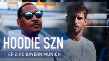 Eat, Sleep, Fútbol with FC Bayern Munich's Javi Martinez and Carmelo Anthony - Hoodie SZN - ICC 2019