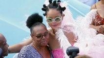 Rihanna saca carácter y pone firmes a sus fans en Barbados