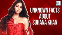 5 Interesting Facts About Suhana Khan