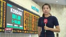 Korean stocks continue to slide on trade worries