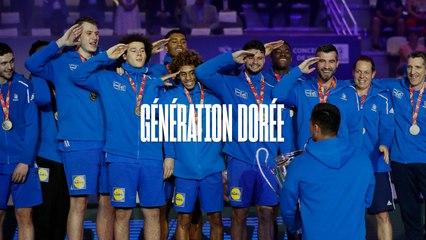#EdFM #U21 - Génération dorée (teaser)