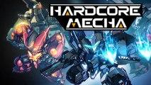 Hardcore Mecha — a Brilliant 2D Mecha Brawler {60 FPS} PC GamePlay