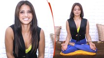 Yoga Instructor Sunaina Rekhi Talks About The Benefits Of Exercising