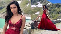 Shraddha Kapoor shares her beautiful picture from Saaho; Check Out | FilmiBeat