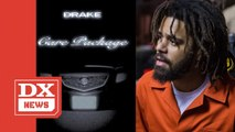 """J. Cole's Controversial """"Autistic"""" Lyric Scrubbed From Drake's """"Jodeci Freestyle"""""""
