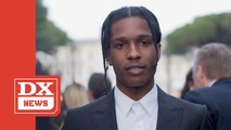 """A$AP Rocky Speaks Out Following Prison Release- """"This Has Been A Humbling Experience"""""""