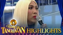 Vice Ganda shares how he lost his necklace in Recto | Tawag ng Tanghalan
