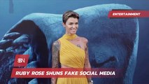 Ruby Rose's Social Media Views
