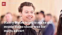 The Harry Styles Mayo Music Video